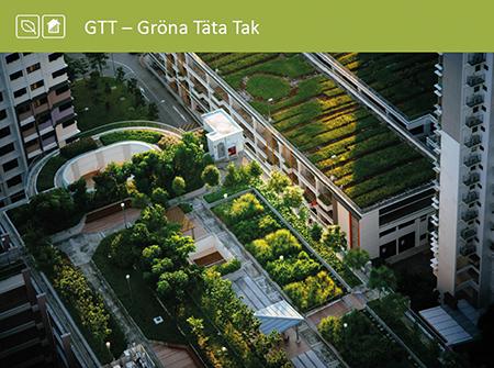 GTT – Gröna Täta Tak avslutas