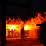 Brandmotstånd vid naturliga bränder