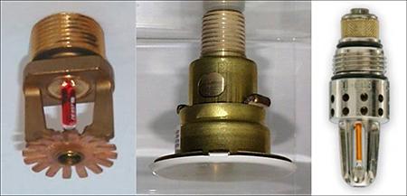 Jämförelse av dimsprinkler, boende- och traditionella sprinklersystem