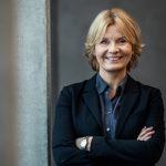Åsa Bergman tilldelas IVA:s guldmedalj