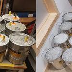 Burkmetoden  – för fukttransportegenskaper hos betong
