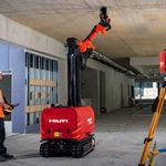 Högeffektiv borrobot tar nästa steg mot digitalisering