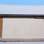 Fullskaleförsök av biobaserad isolering i ytterväggar