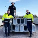 Nytt håldäck för tyngre laster och längre spännvidder