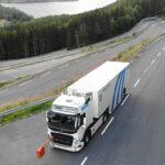 Nu rullar Raptor®teknologi på vägarna